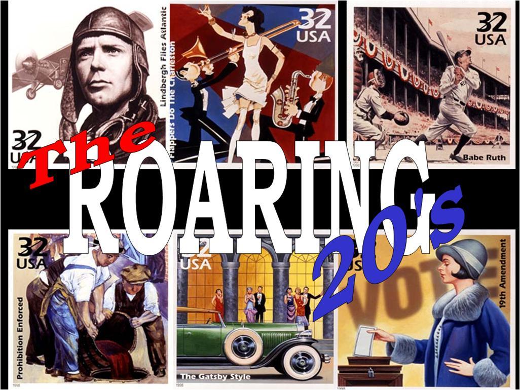 the roaring twenties in american history