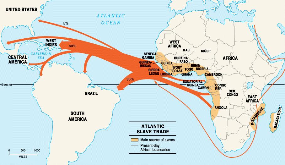 atlantic slave trade The atlantic slave trade national center for history in the schools university of california, los angeles the atlantic slave trade a unit of study for grades 7–12 jeremy ball ˘ ˇ.