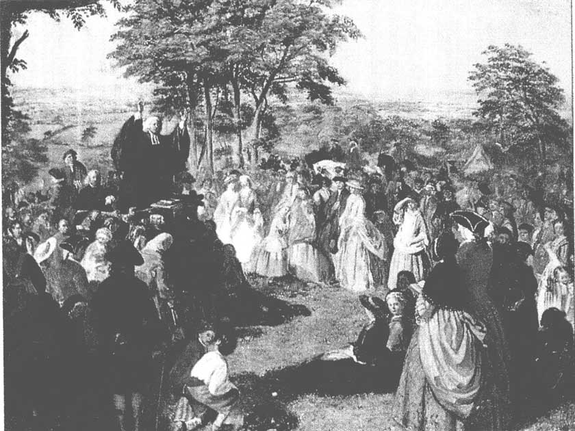 the role of the great awakening in the american revolution