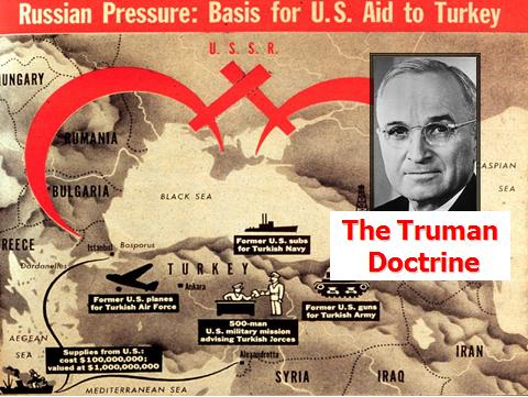 the truman doctrine and americas control of communism How did the us attempt to stop the spread of communism and influence international security and truman doctrine of communism and influence international.