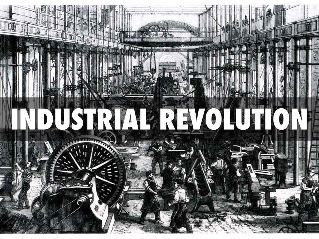 the impact of the american industrial Kim describes how it changed the nature of american labor, markets, and culture   what is the difference between the market revolution and the industrial.