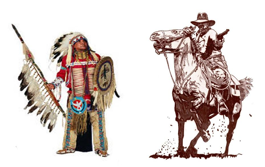 LPCover Lover | Cowboys and Indians: funny-pictures.picphotos.net/cowboys-and-indians/2